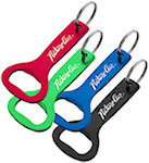 Aluminum Bottle Openers With Key Ring